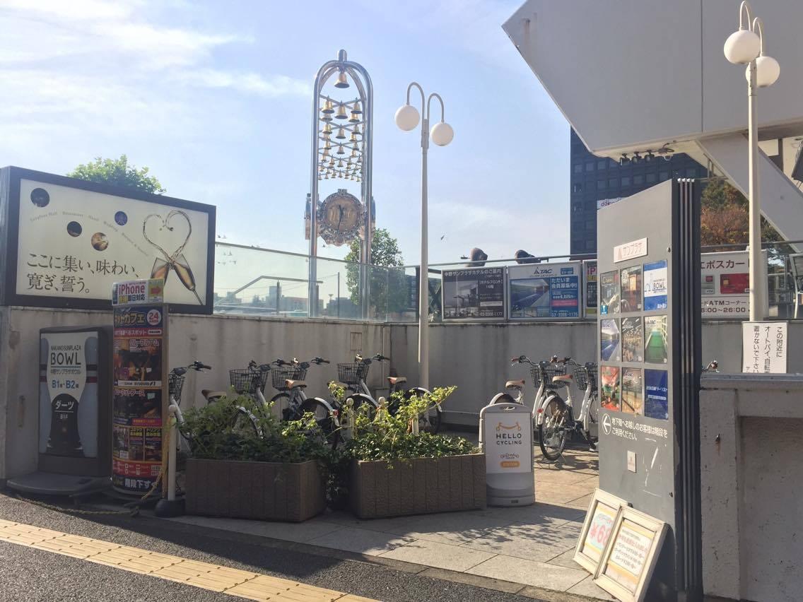 中野サンプラザ (HELLO CYCLING ポート) image