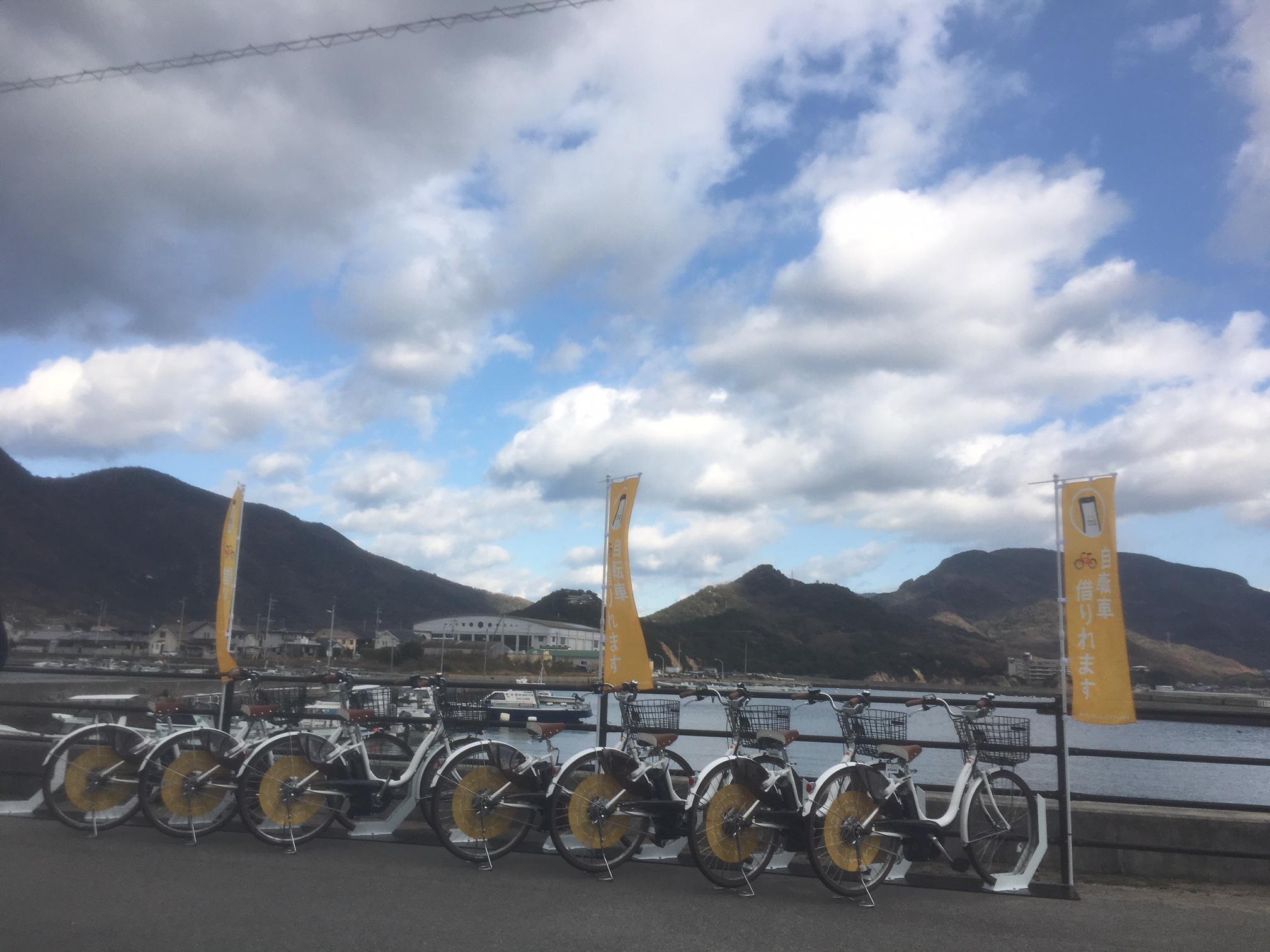 小豆島エンジェルロード-天使の散歩道- (HELLO CYCLING ポート) image