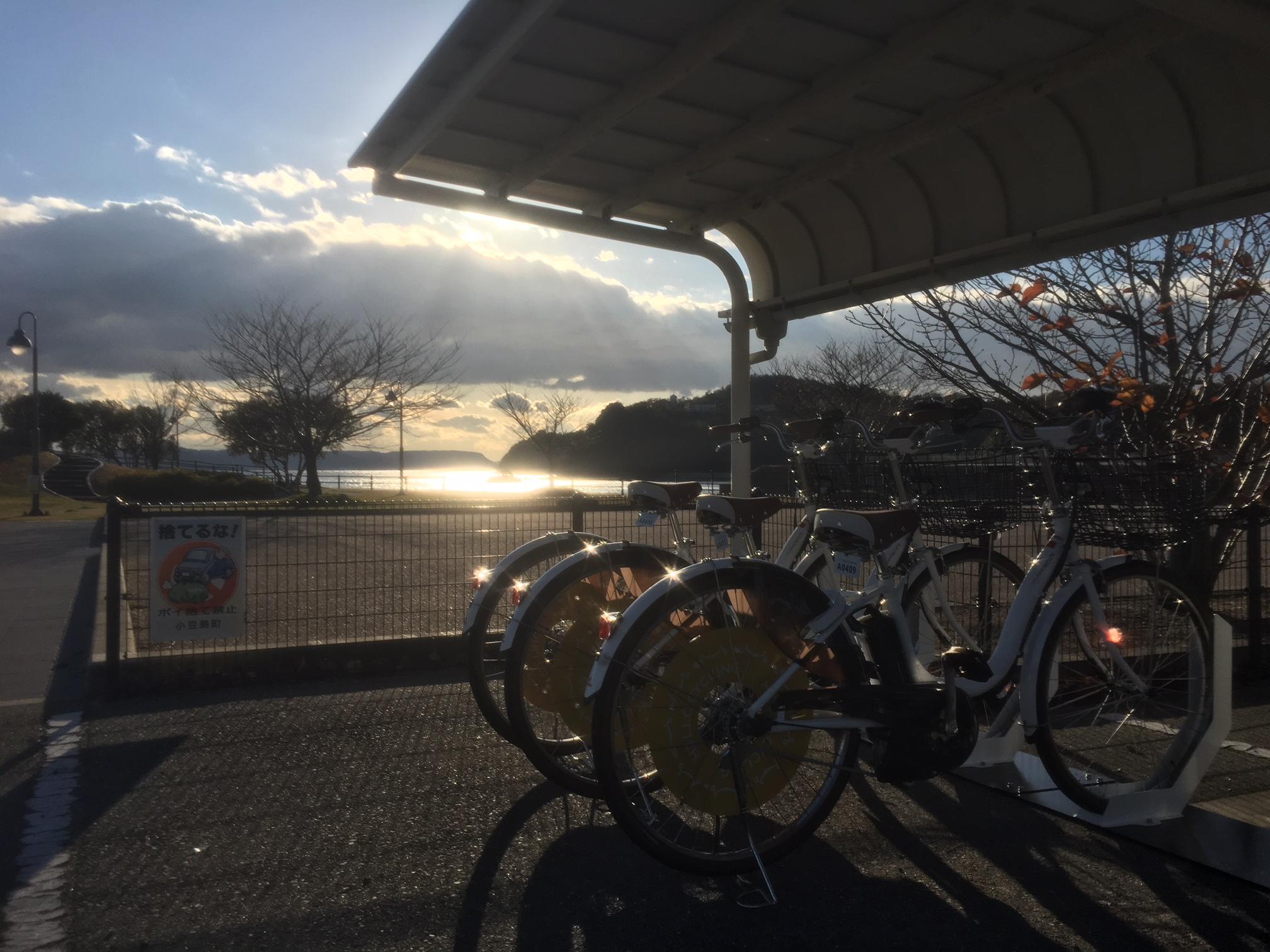 小豆島池田港 駐輪場 (HELLO CYCLING ポート) image