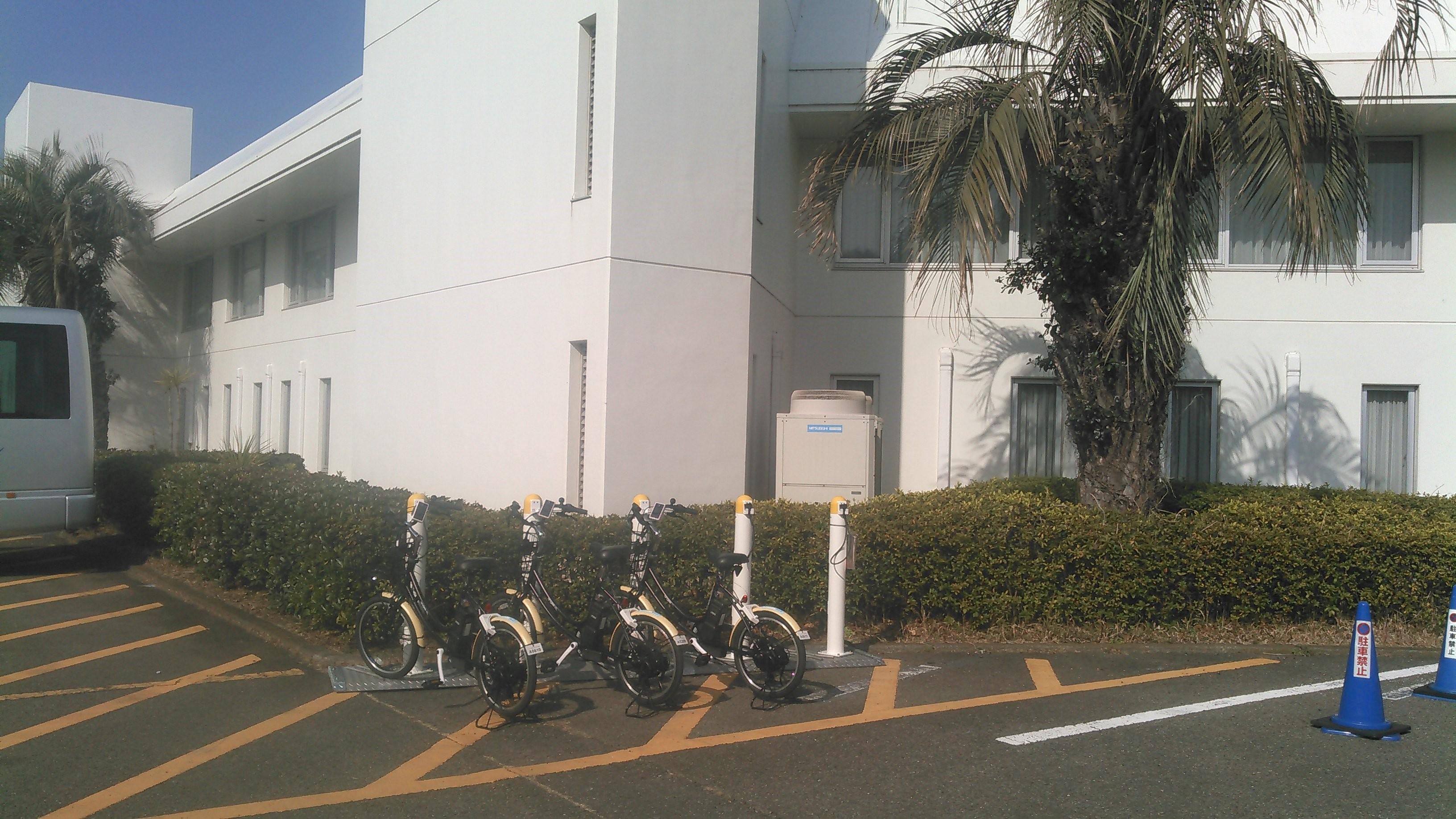 【ベルシェア】観音崎京急ホテル (HELLO CYCLING ポート) image