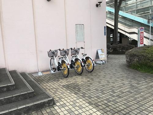 千葉中央コミュニティセンター (HELLO CYCLING ポート) image