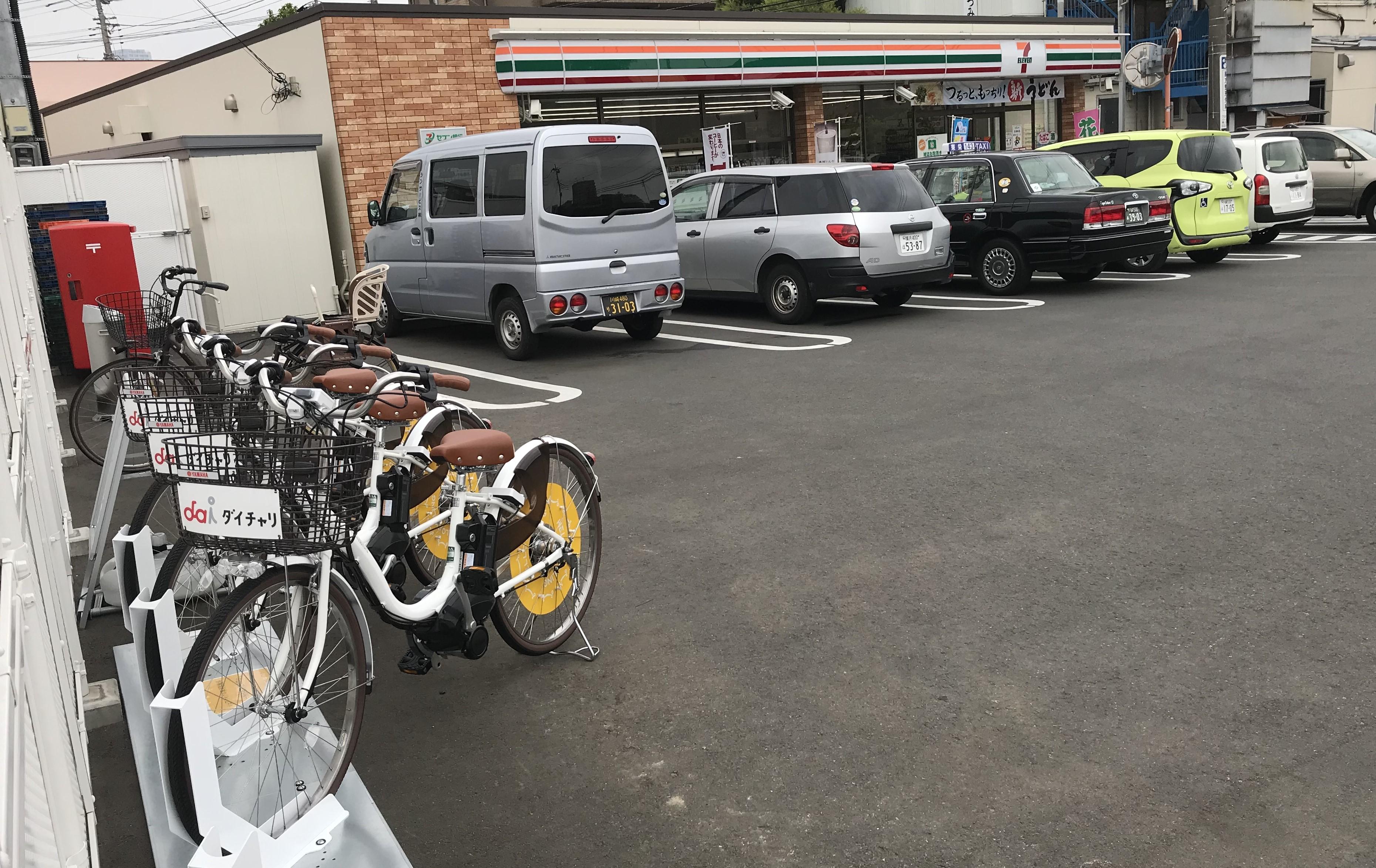 セブンイレブン 川崎坂戸2丁目店 (HELLO CYCLING ポート) image