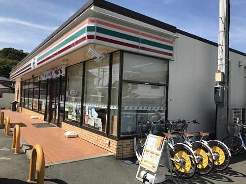 セブンイレブン 幕張店 (HELLO CYCLING ポート) image