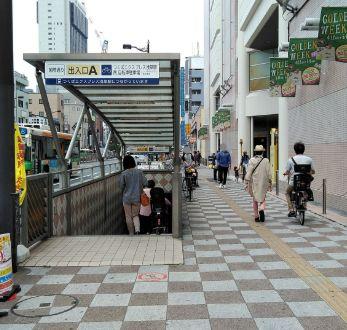 つくばエクスプレス浅草駅南自転車駐車場 (HELLO CYCLING ポート) image