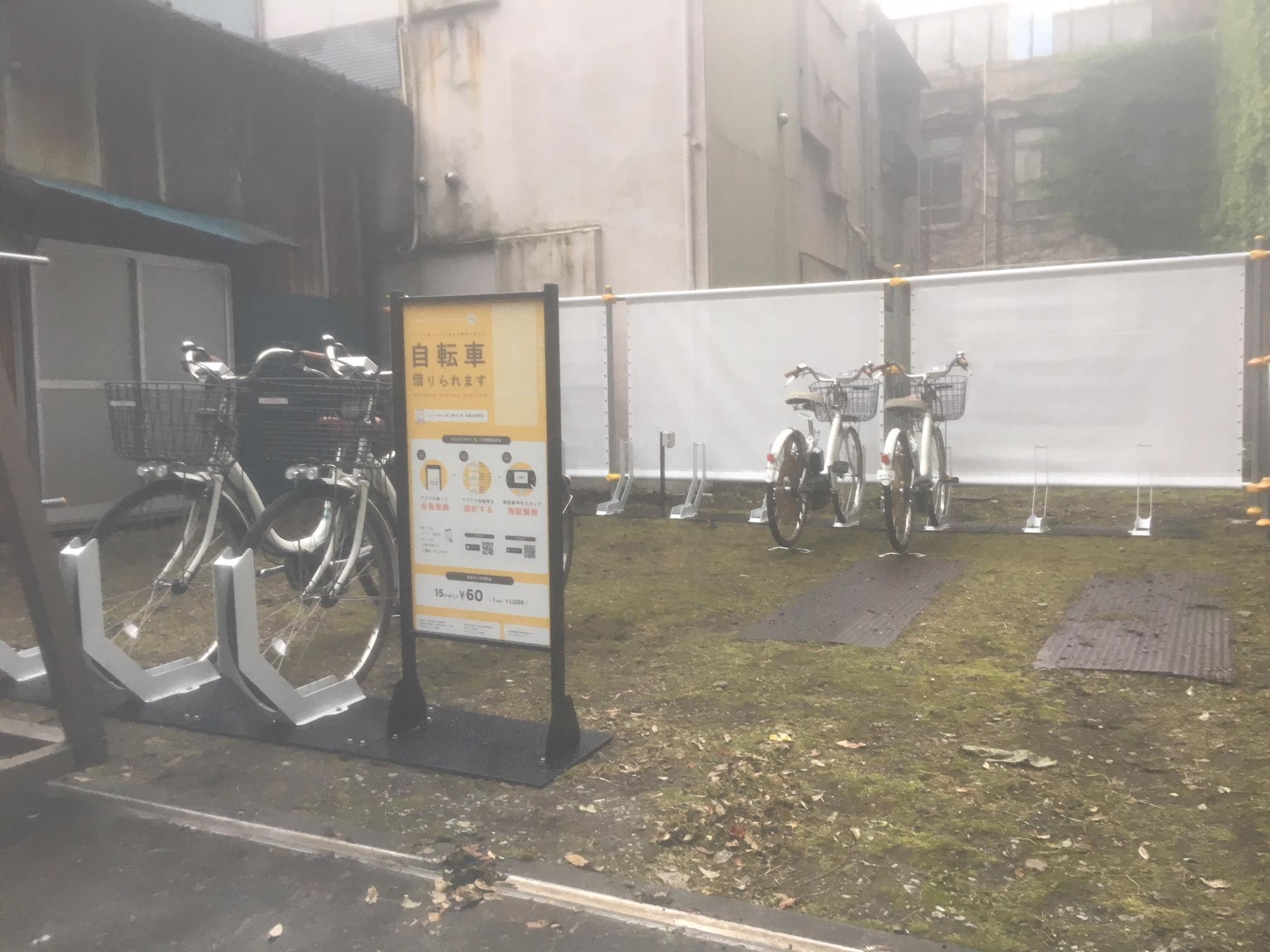 東上野4丁目 台東区役所北 (HELLO CYCLING ポート) image