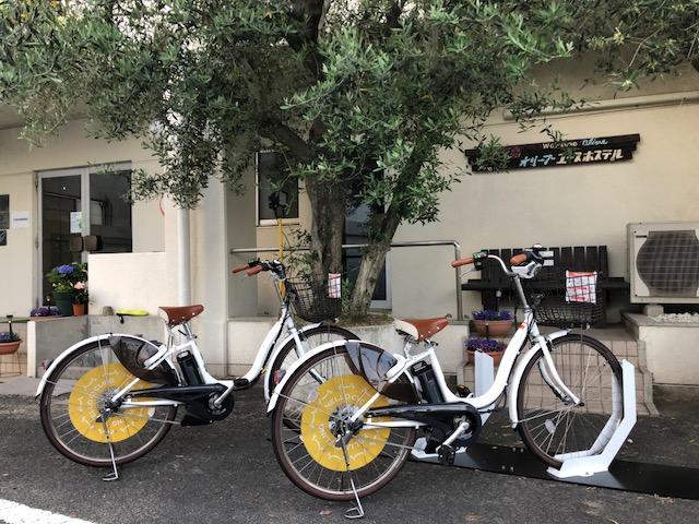 小豆島オリーブユースホステル (HELLO CYCLING ポート) image