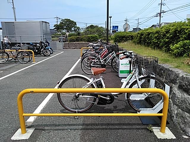 津屋崎駐車場 (HELLO CYCLING ポート) image