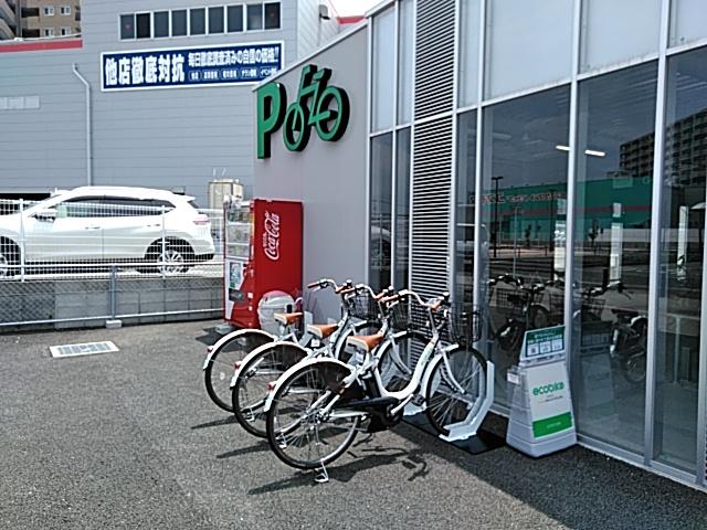 福間駅4号駐輪場場外 (HELLO CYCLING ポート) image