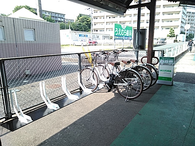 東福間駅駐輪場 (HELLO CYCLING ポート) image