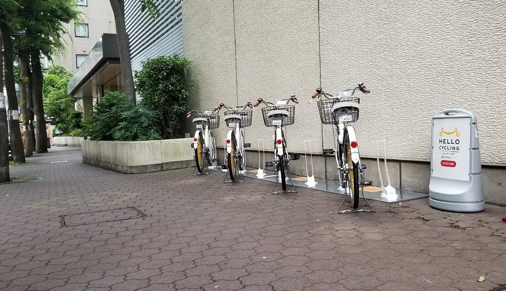 大宮スカイプラザ(そごう大宮店) (HELLO CYCLING ポート) image