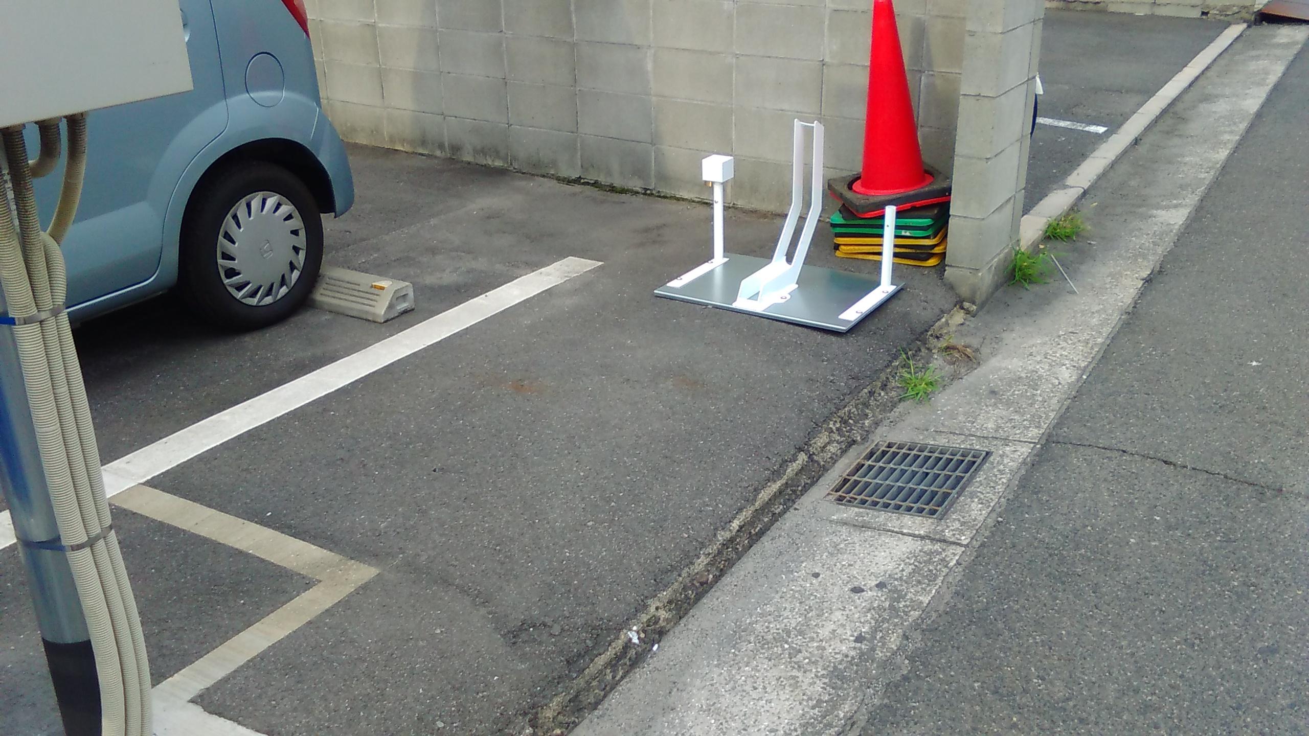 あなぶき錦町第12パーキング (HELLO CYCLING ポート) image
