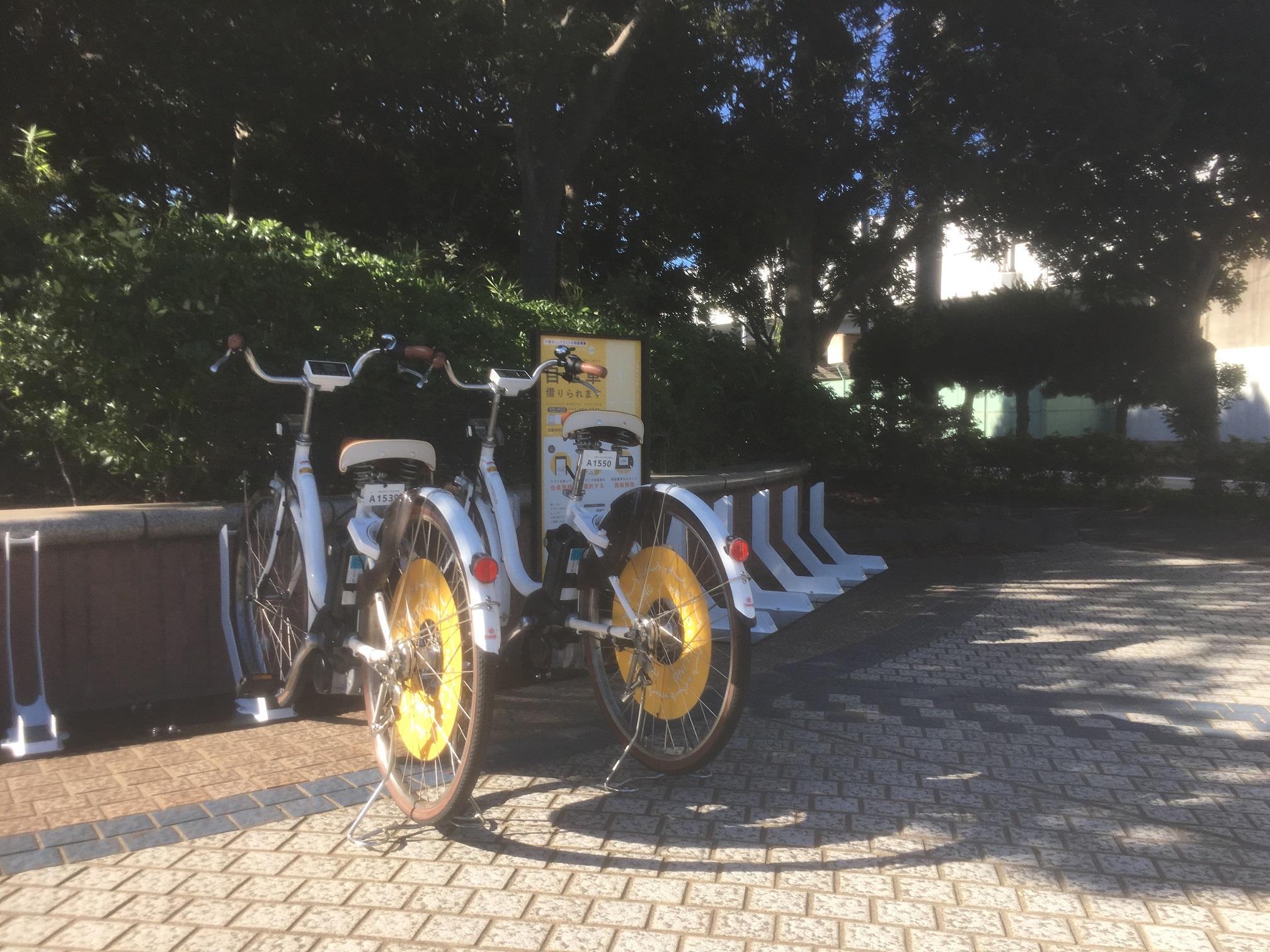 浜田公園 (HELLO CYCLING ポート) image
