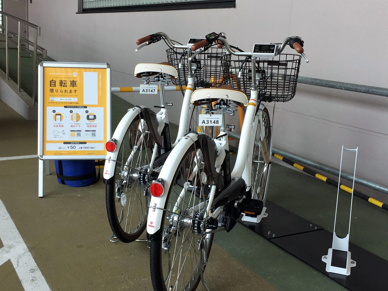 藤枝市立総合病院 (HELLO CYCLING ポート) image
