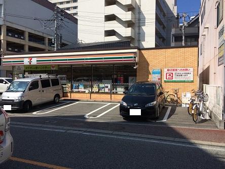 セブンイレブン 福岡渡辺通1丁目店 (HELLO CYCLING ポート) image