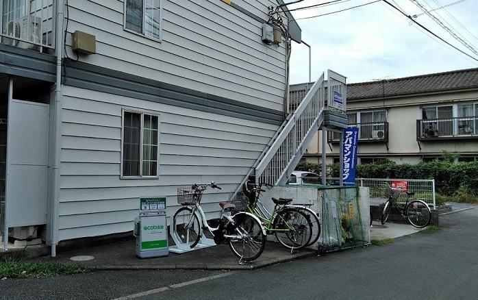 小金井パークサイドA (HELLO CYCLING ポート) image