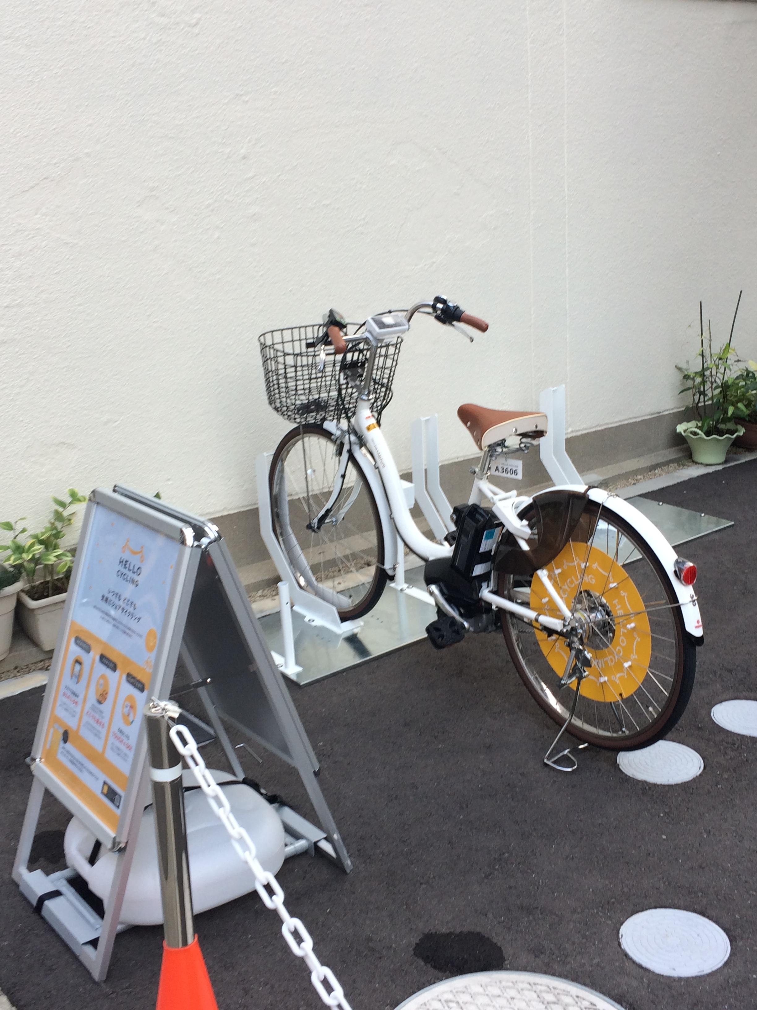 BIG・BAN瓦町駅東 (HELLO CYCLING ポート) image