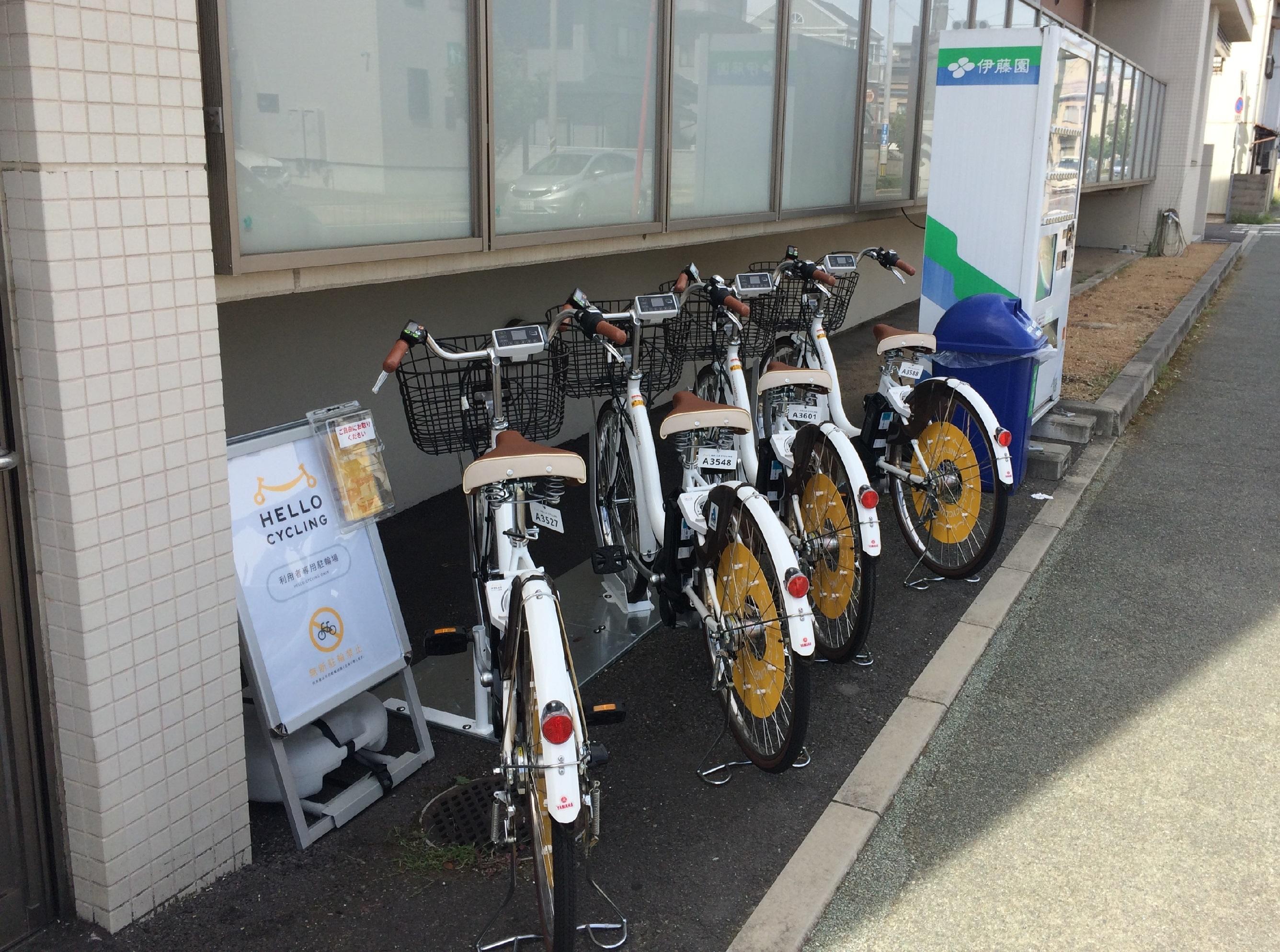 穴吹カレッジ福岡町学生寮弐番館 (HELLO CYCLING ポート) image