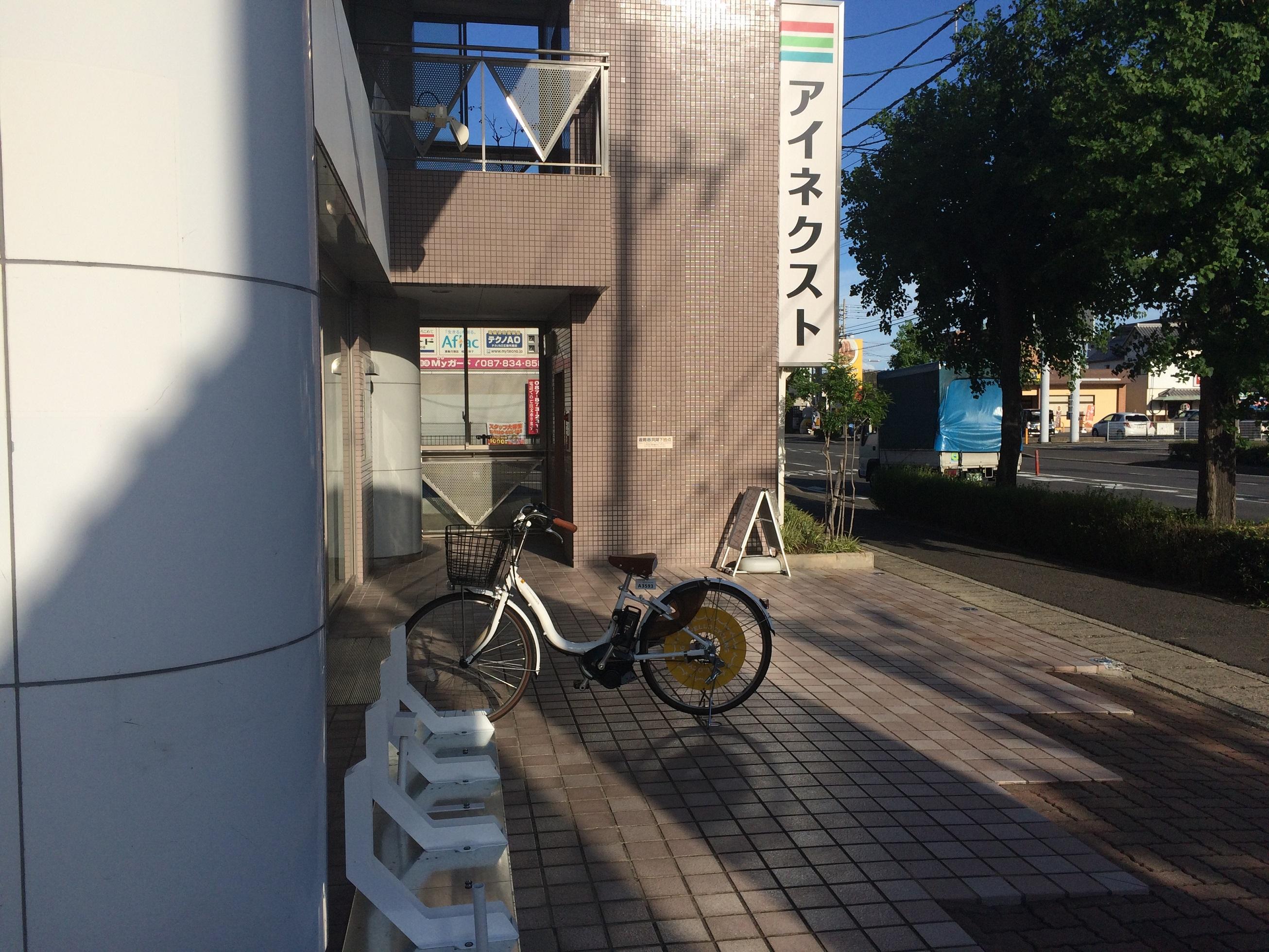 アイネクストビル (HELLO CYCLING ポート) image