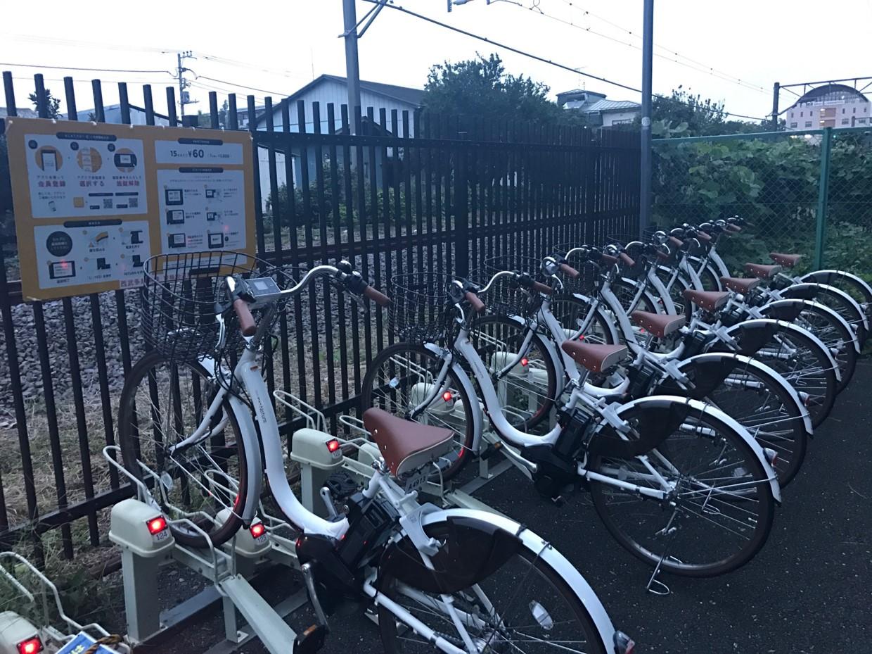 西武多摩湖線 青梅街道駅 (HELLO CYCLING ポート) image