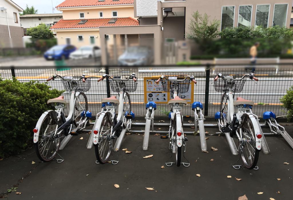 西武新宿線 東伏見駅 (HELLO CYCLING ポート) image
