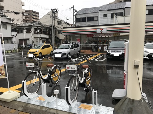セブンイレブン 大阪大和田1丁目店 (HELLO CYCLING ポート) image