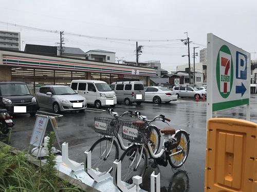 セブンイレブン 大阪木川西淀川通店 (HELLO CYCLING ポート) image