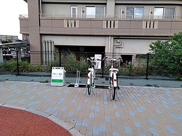 新飯塚駅前健幸交流広場 (HELLO CYCLING ポート) image