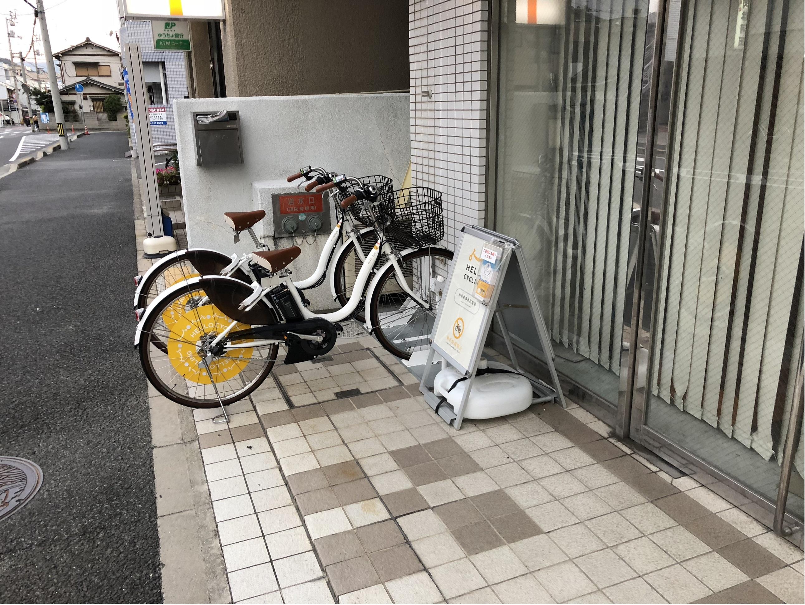 アルファエステート扇町 (HELLO CYCLING ポート) image