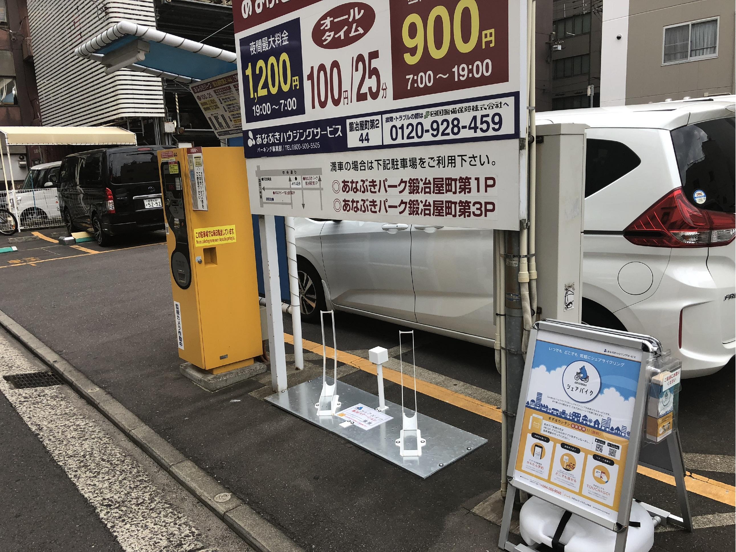 丸亀町グリーン西側 (HELLO CYCLING ポート) image