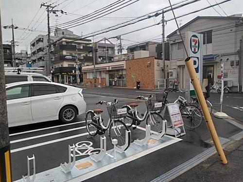 セブンイレブン 大阪豊新南店 (HELLO CYCLING ポート) image