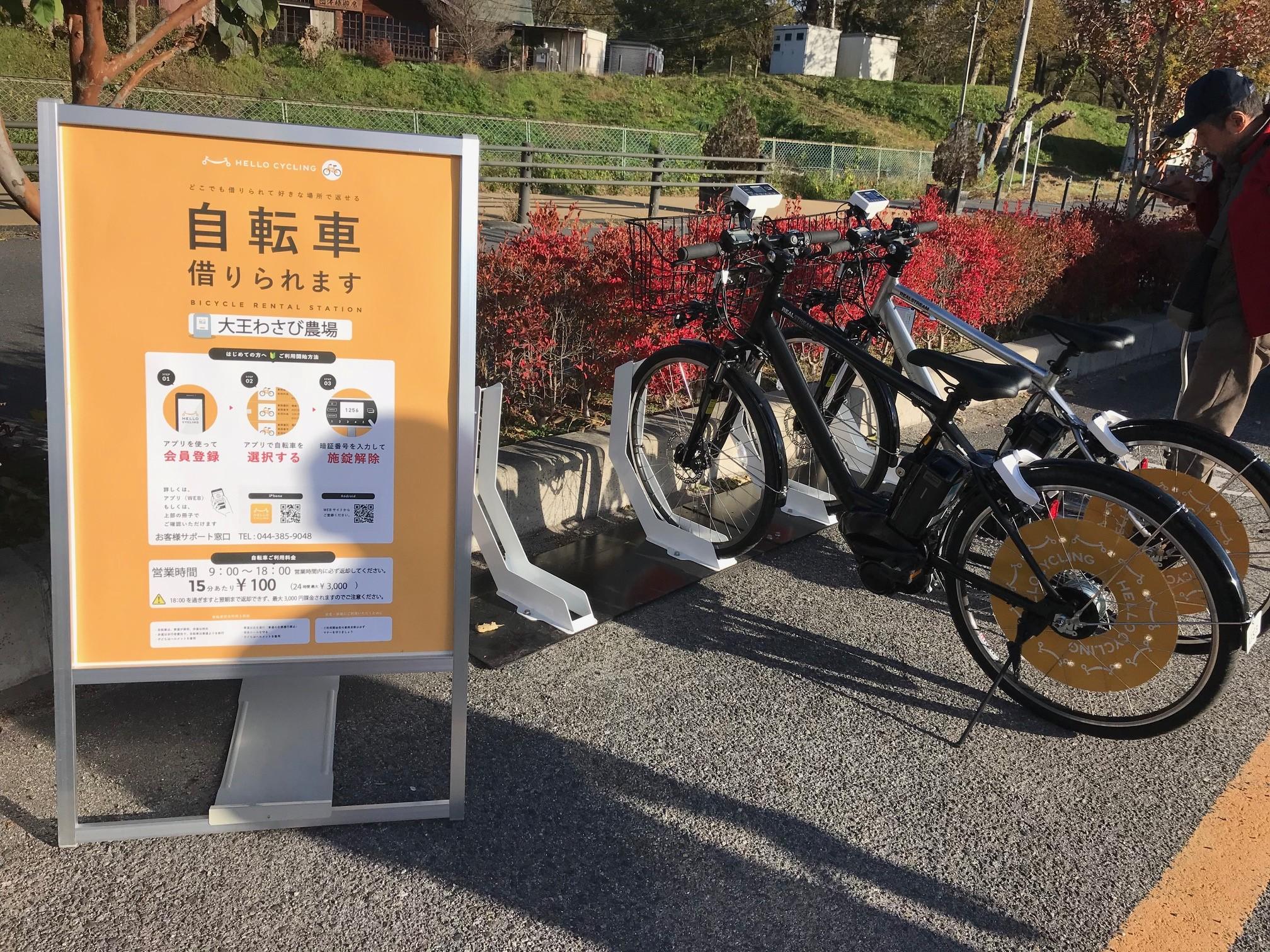 大王わさび農場 (HELLO CYCLING ポート) image