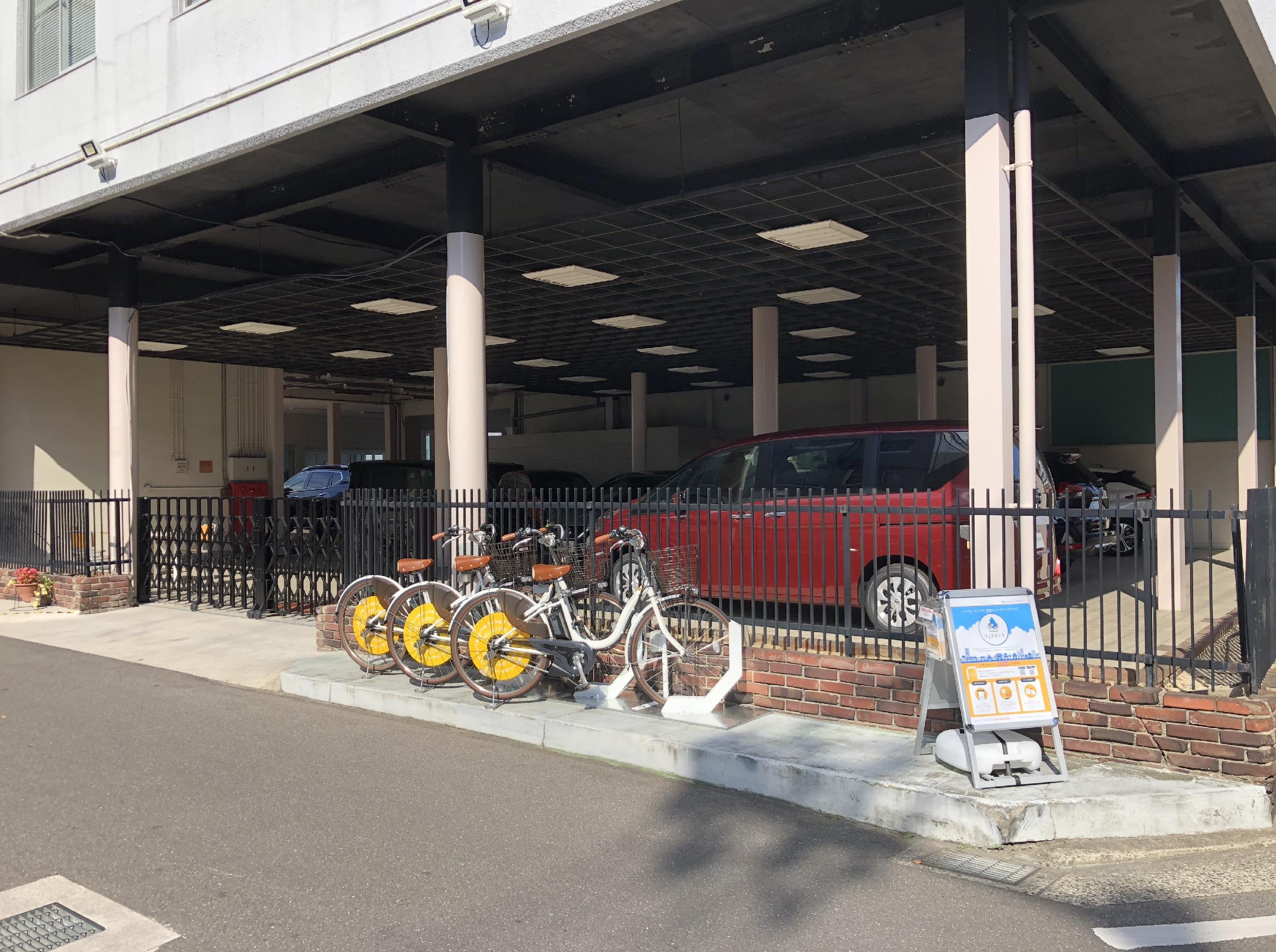 香川日産自動車 高松店 (HELLO CYCLING ポート) image