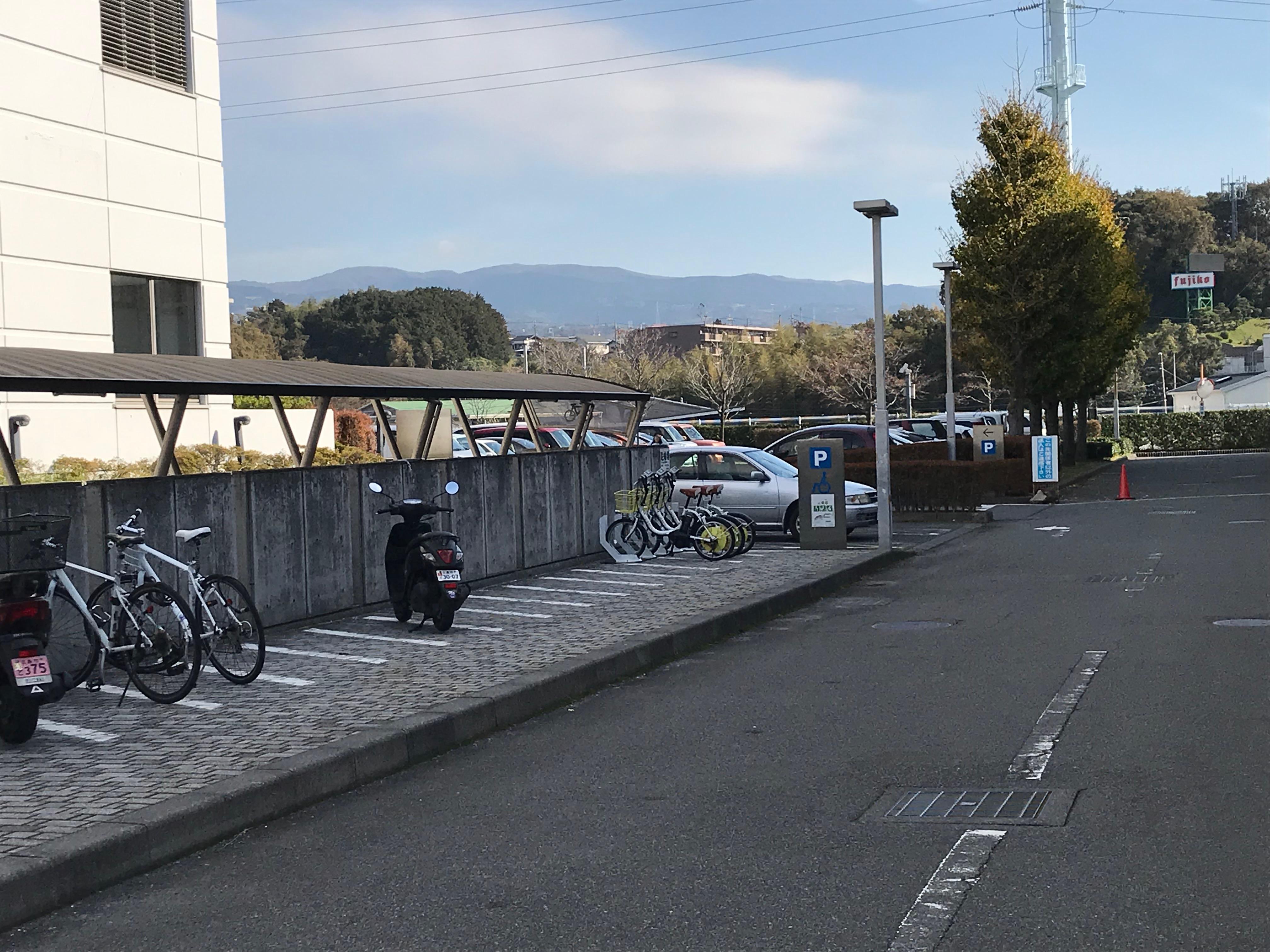 三島市民体育館 駐輪場 (HELLO CYCLING ポート) image