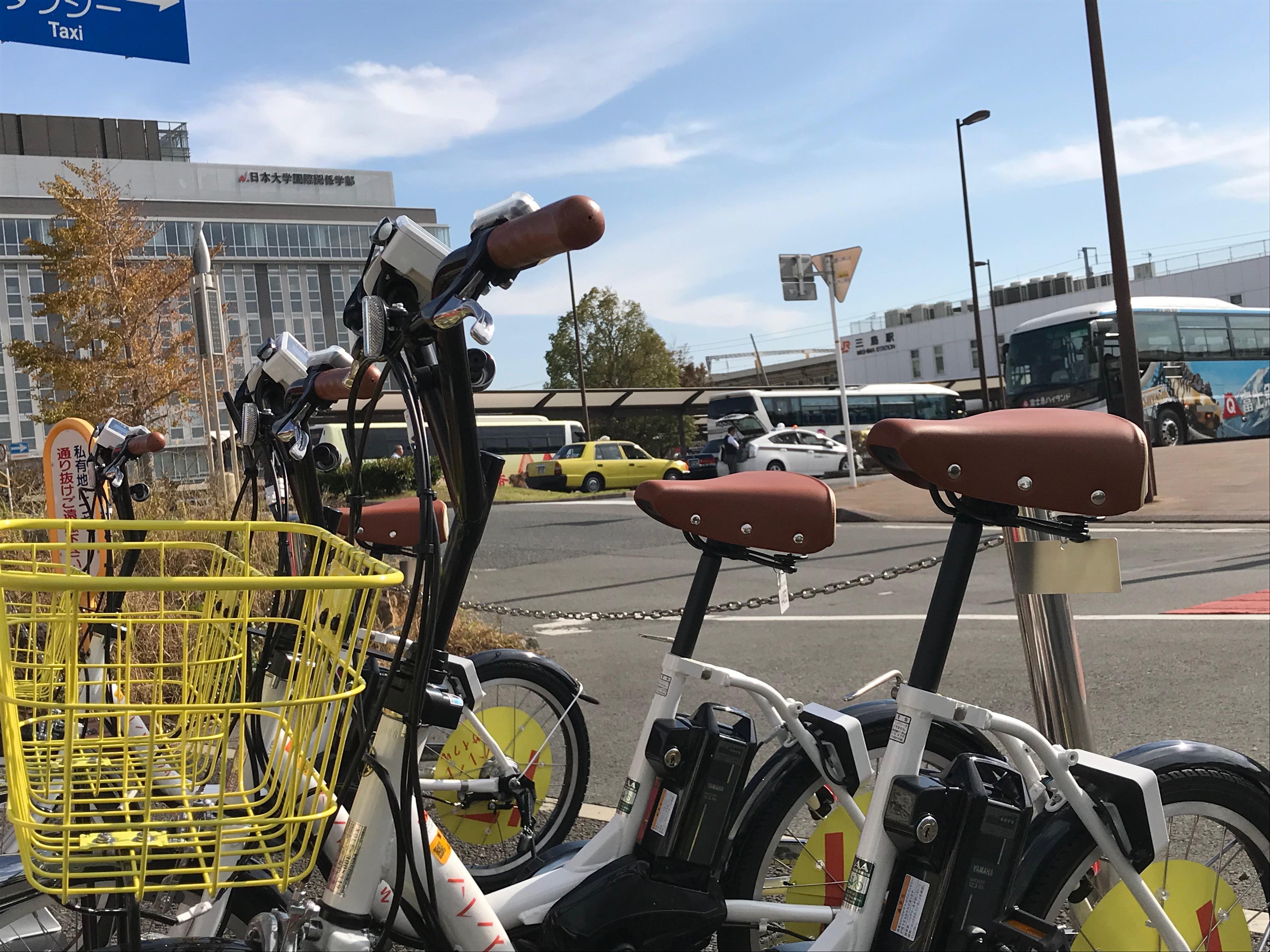 加和太建設本社 南側 駐車場 (HELLO CYCLING ポート) image