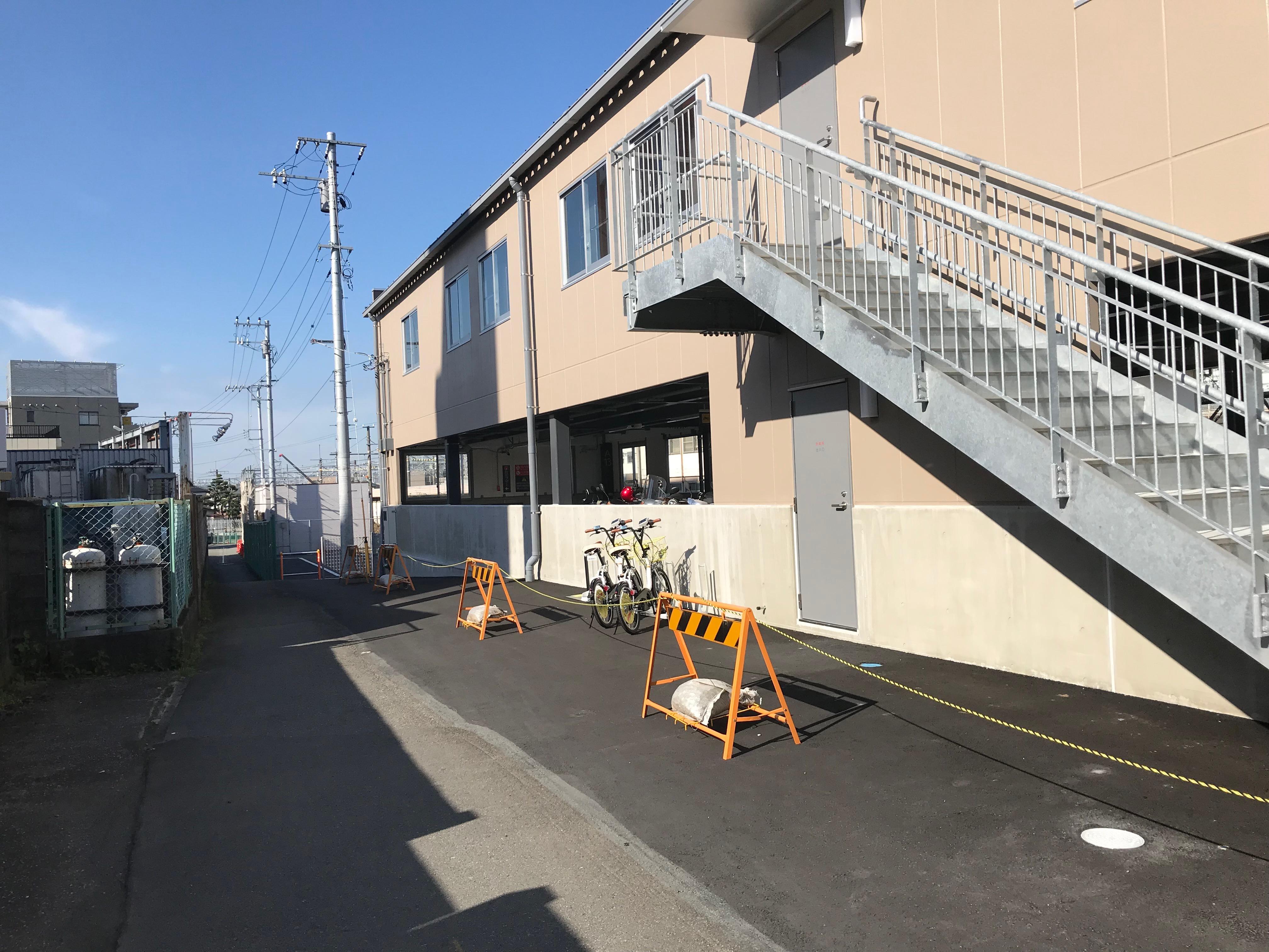 三島駅南口自転車等駐車場 南側 (HELLO CYCLING ポート) image