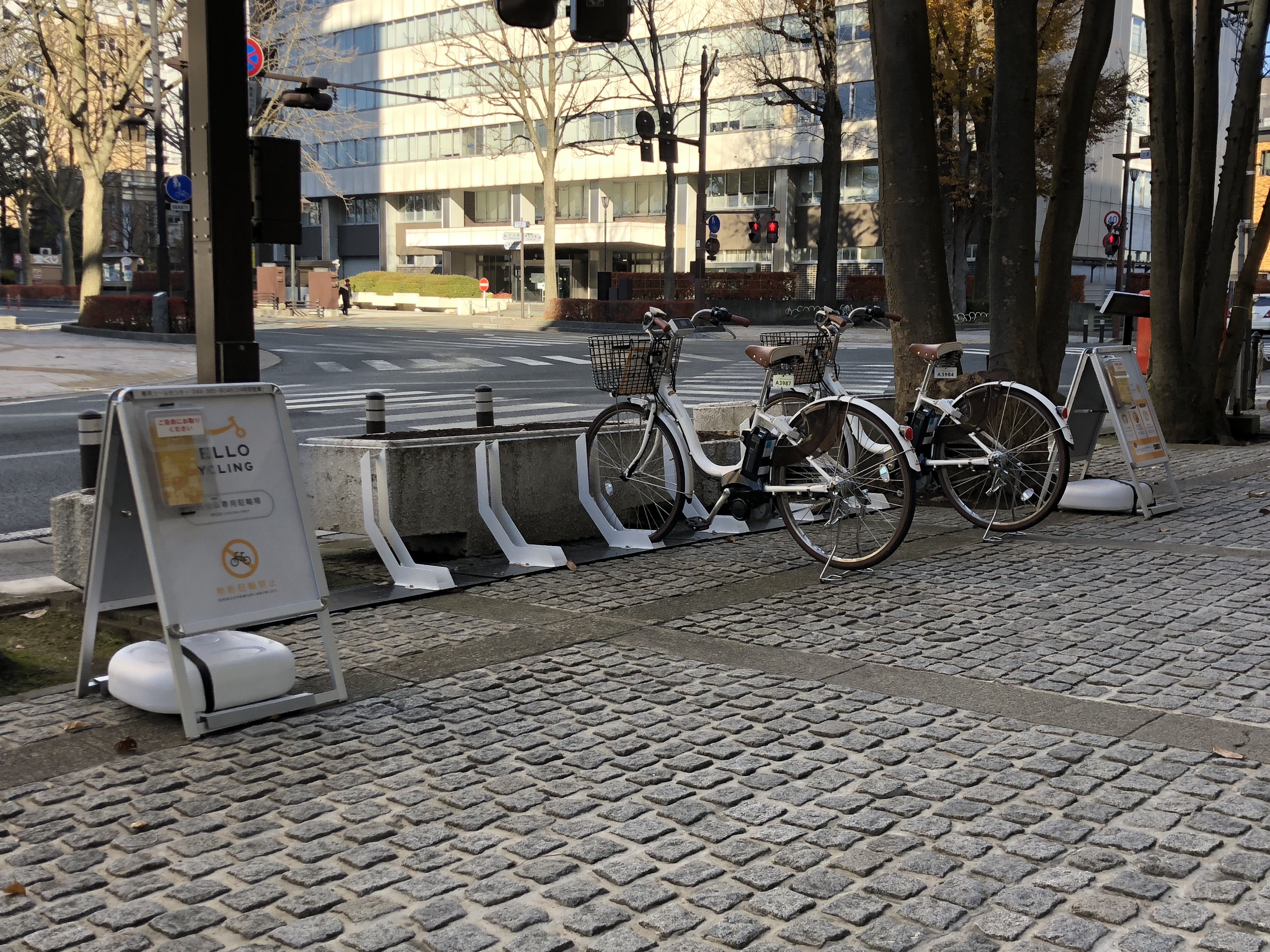 盛岡市役所駐輪場 (HELLO CYCLING ポート) image