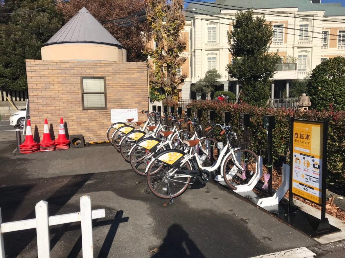 氷川神社 (HELLO CYCLING ポート) image