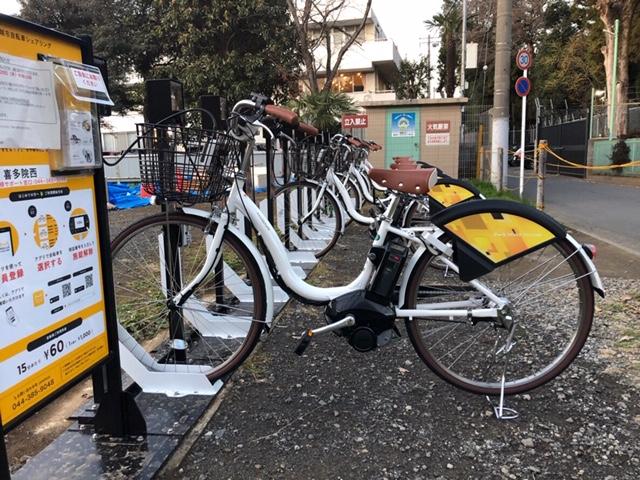喜多院西 (HELLO CYCLING ポート) image