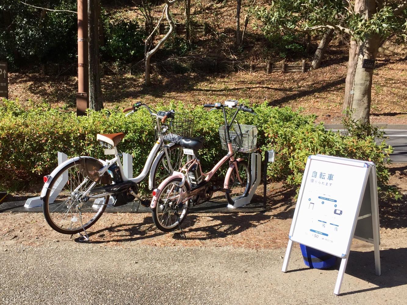 藤枝総合運動公園 (HELLO CYCLING ポート) image