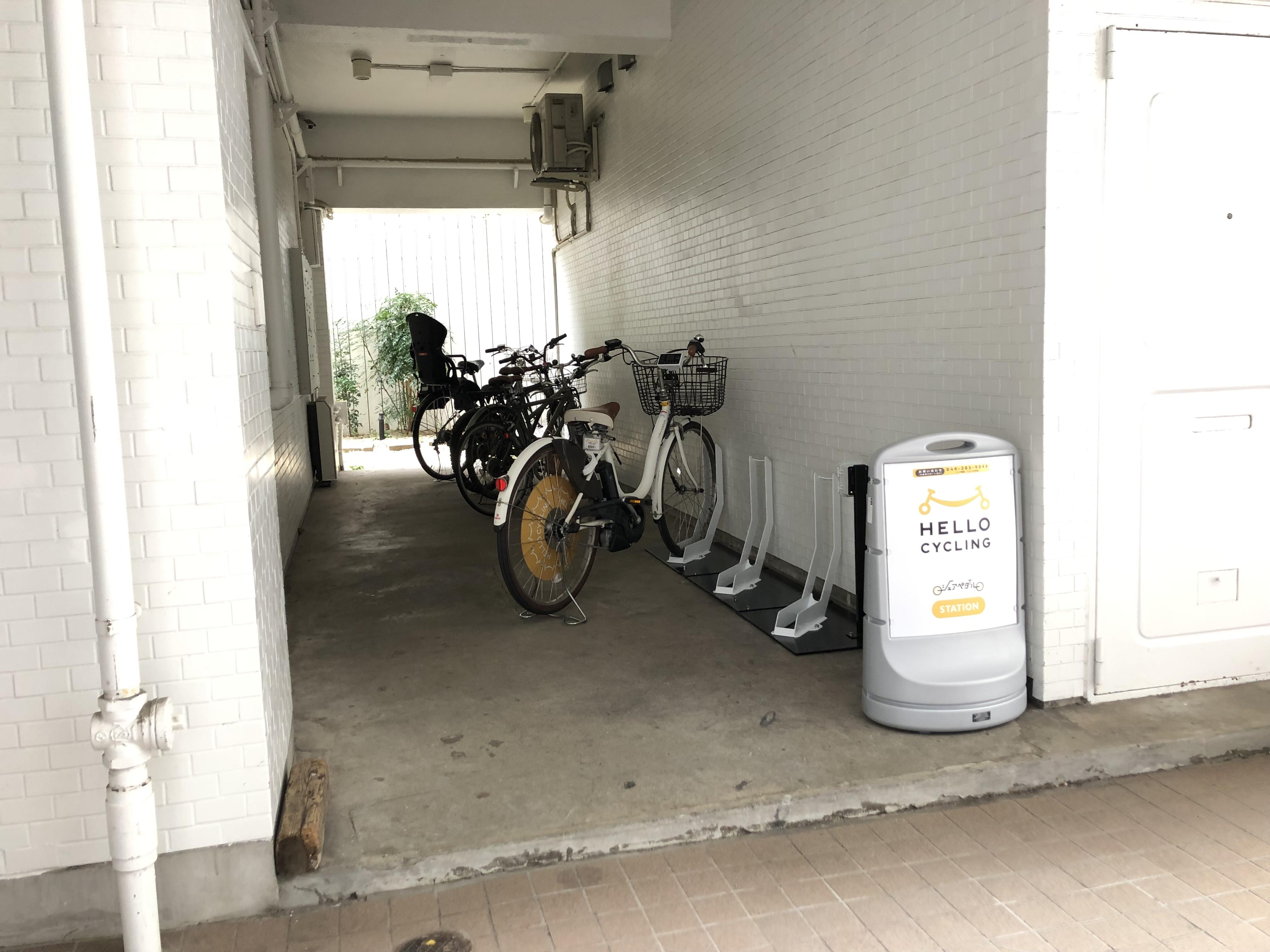 ヤマトハイツ 恵比寿1丁目 (HELLO CYCLING ポート) image