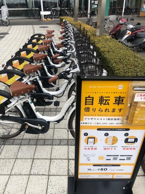 プラザウエスト(桜区役所) (HELLO CYCLING ポート) image