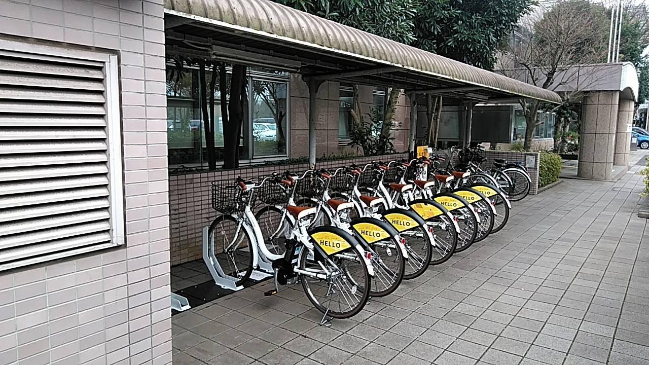 稲毛区役所 (HELLO CYCLING ポート) image