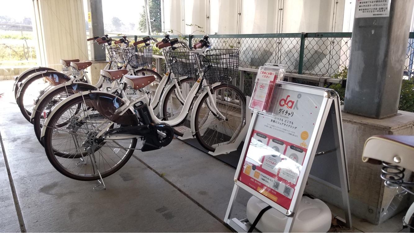 健康増進センター(わくわくどーむ) (HELLO CYCLING ポート) image