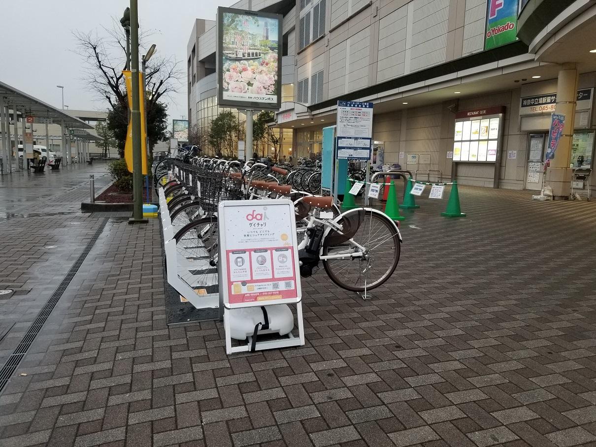 イトーヨーカドー 立場店 (HELLO CYCLING ポート) image