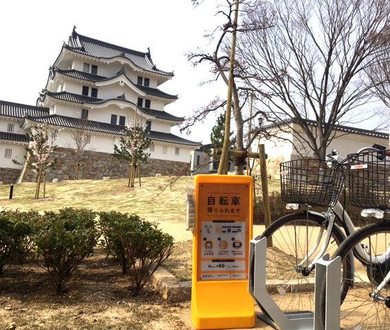 尼崎城 (HELLO CYCLING ポート) image