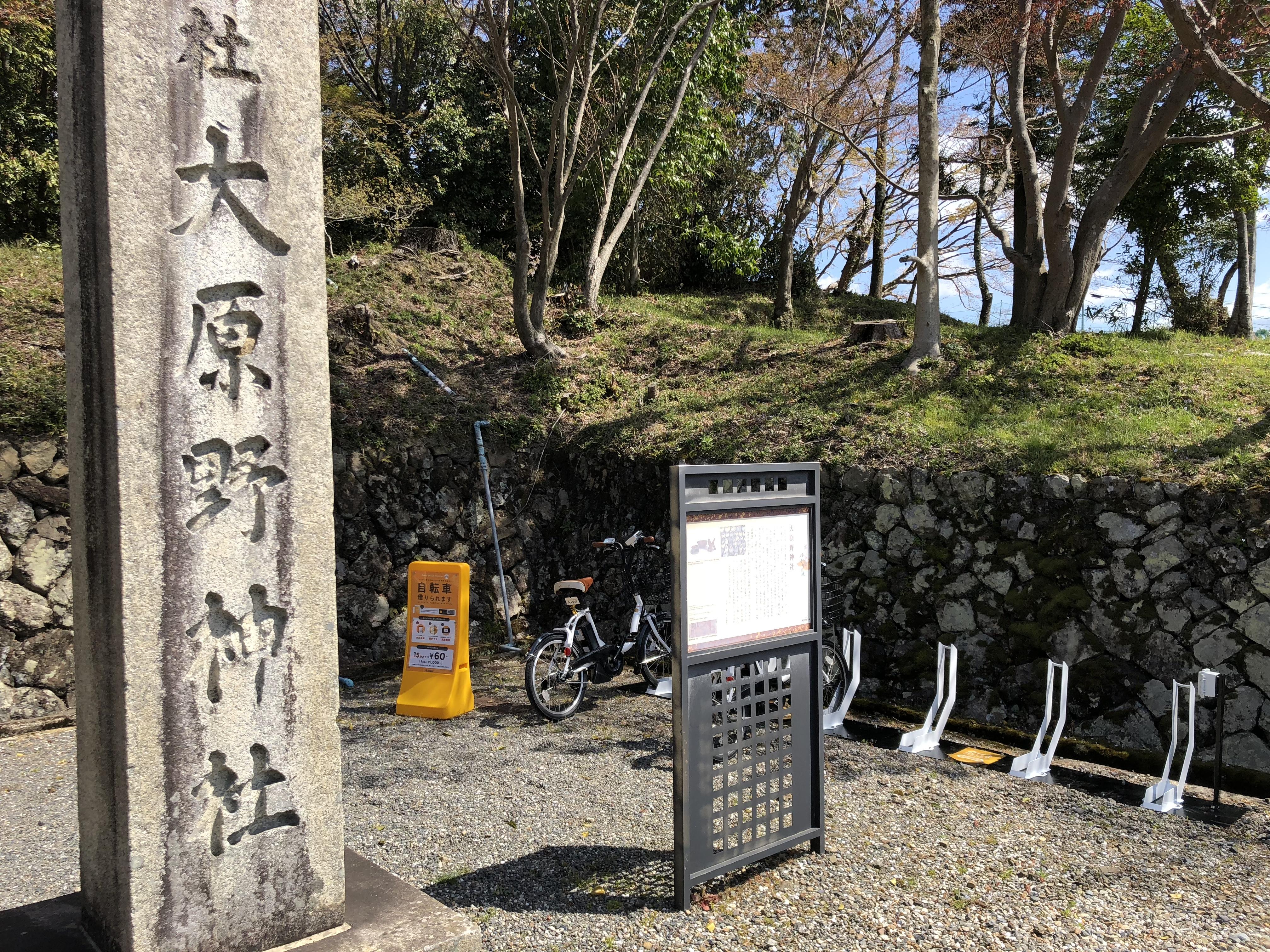 大原野神社 (HELLO CYCLING ポート) image