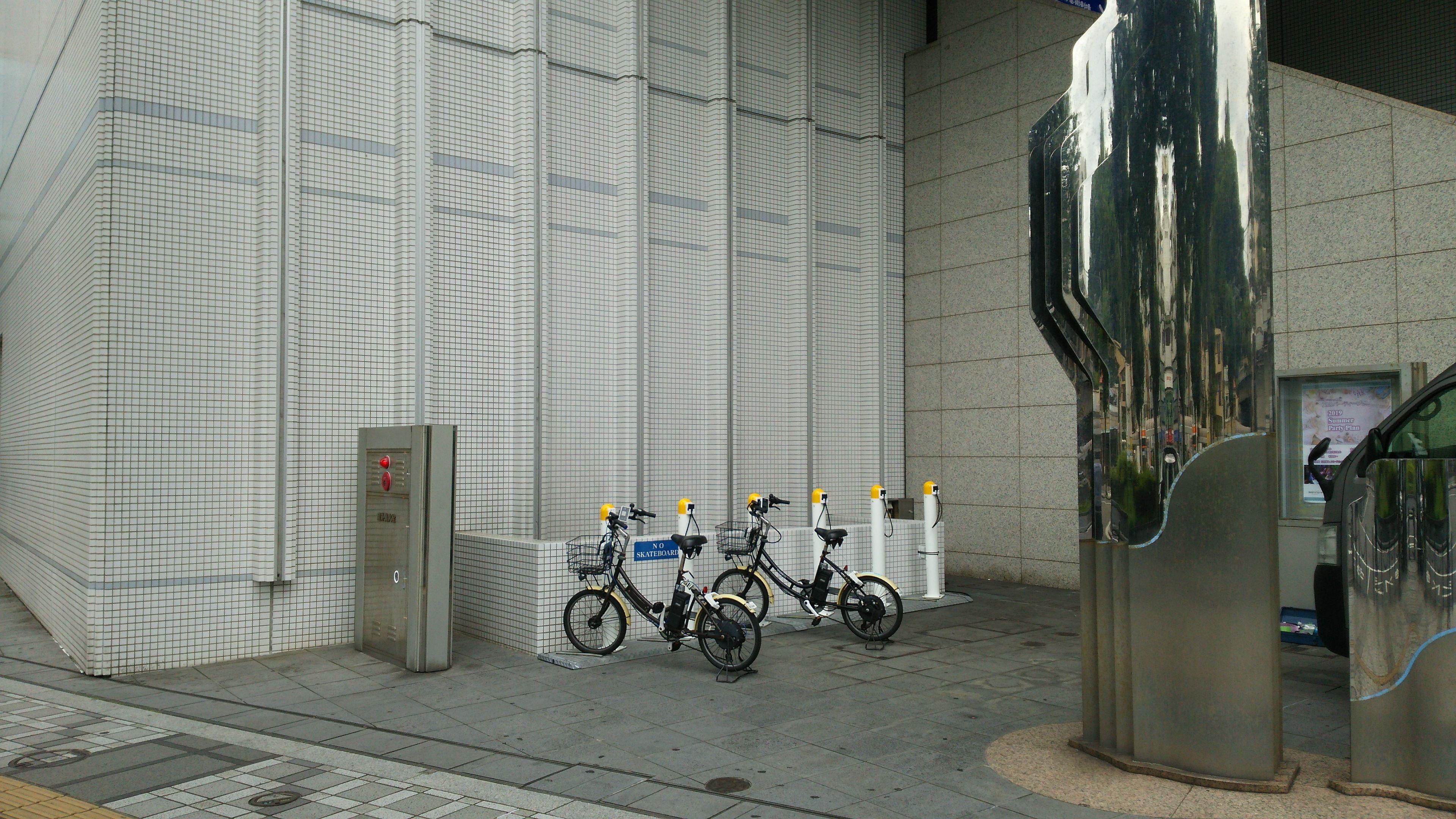 ベイスクエアよこすか2番館 (HELLO CYCLING ポート) image