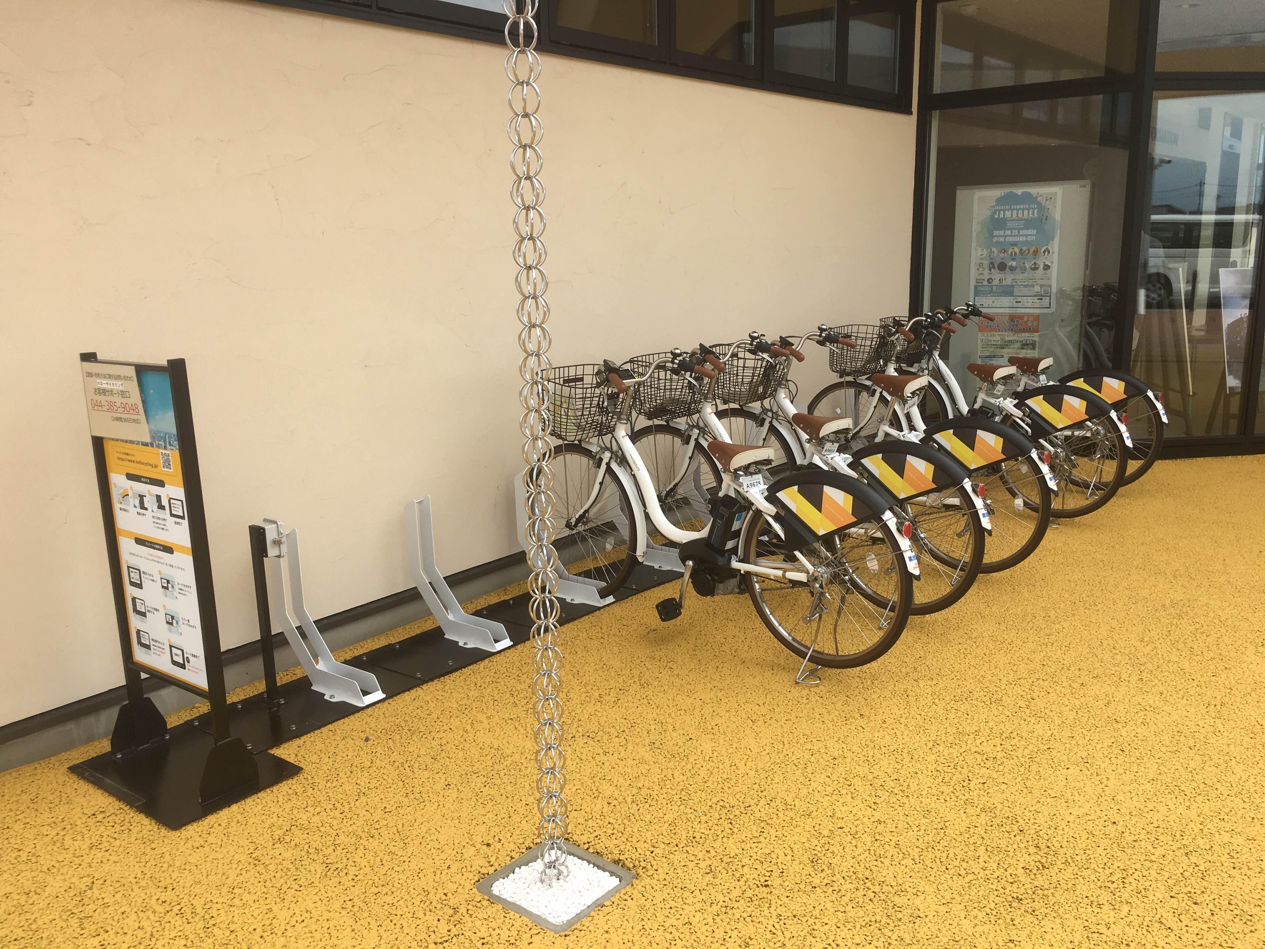 グランテラス筑西(道の駅) (HELLO CYCLING ポート) image