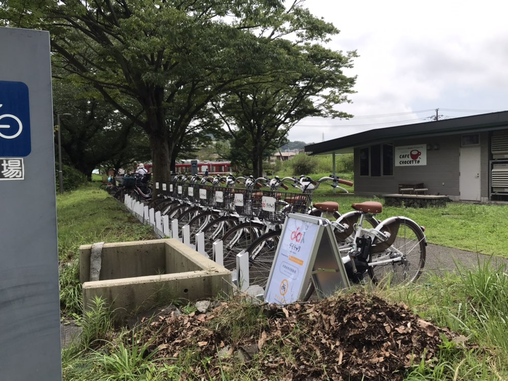 第一運動公園駐輪場(1) (HELLO CYCLING ポート) image