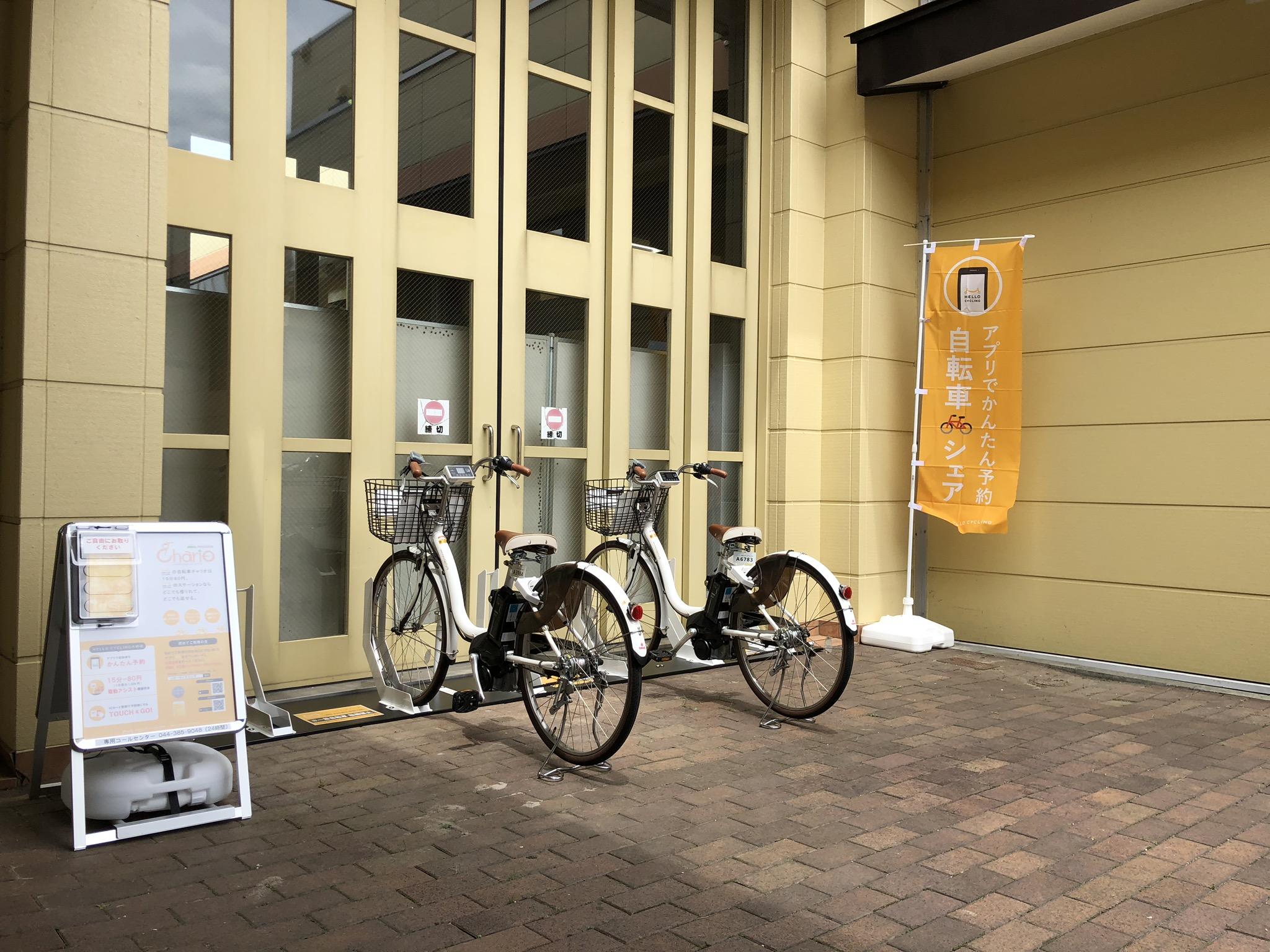 八食センター (HELLO CYCLING ポート) image